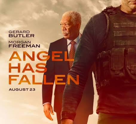 Angel Has Fallen (2019),Akihiko Goto.com