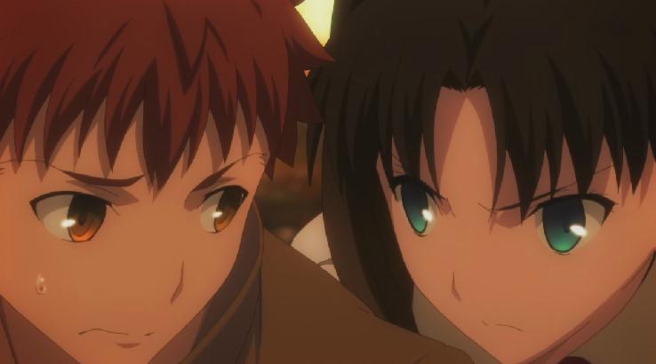 Fate/stay night -UBW-第9話『全裸の柳洞一成とBLエンド!?』感想 | あきひろのアニメニュース