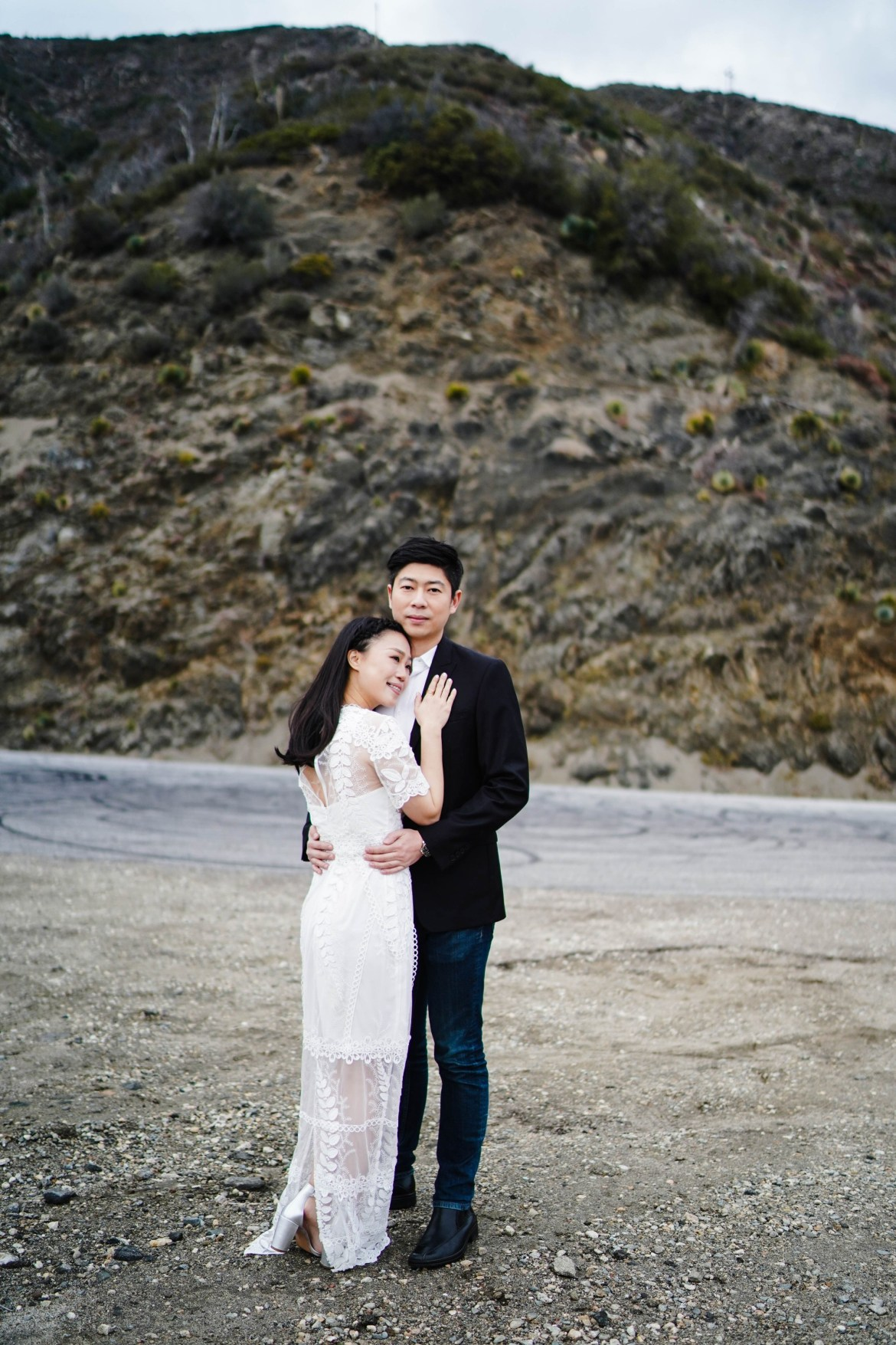 Angeles Crest Engagement Gill Lewis 15