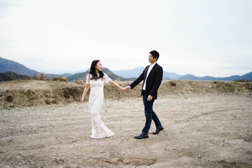 Angeles Crest Engagement Gill Lewis 23