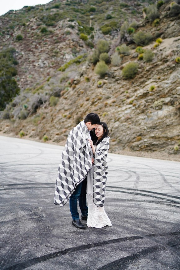 Angeles Crest Engagement Gill Lewis 27