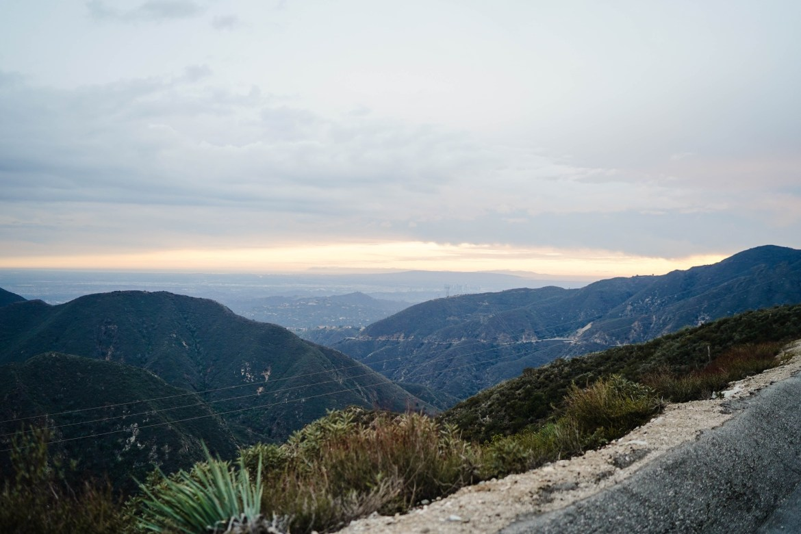 Angeles Crest Engagement Gill Lewis 32