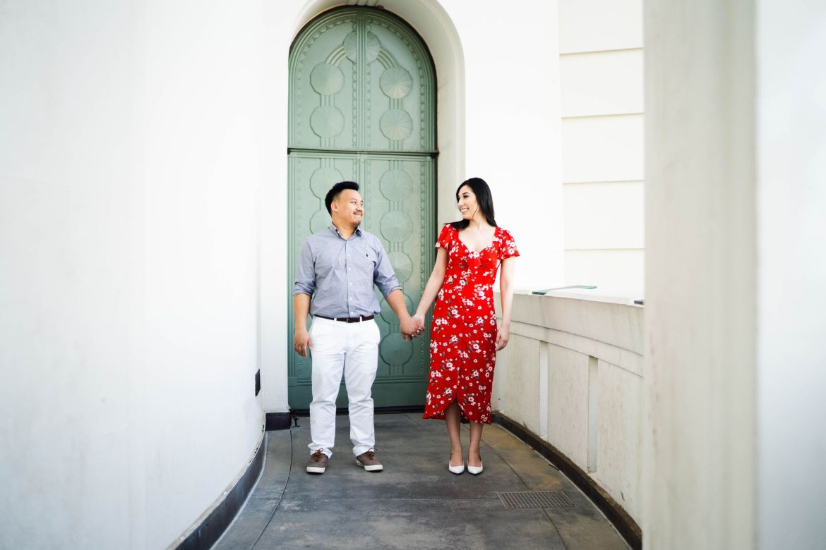 Griffith Observatory Engagement 10