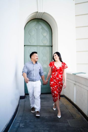 Griffith Observatory Engagement 12