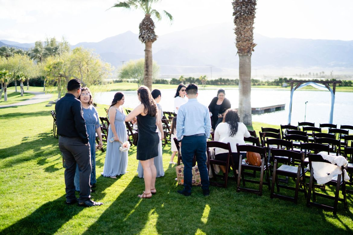 Socal Desert Wedding 1