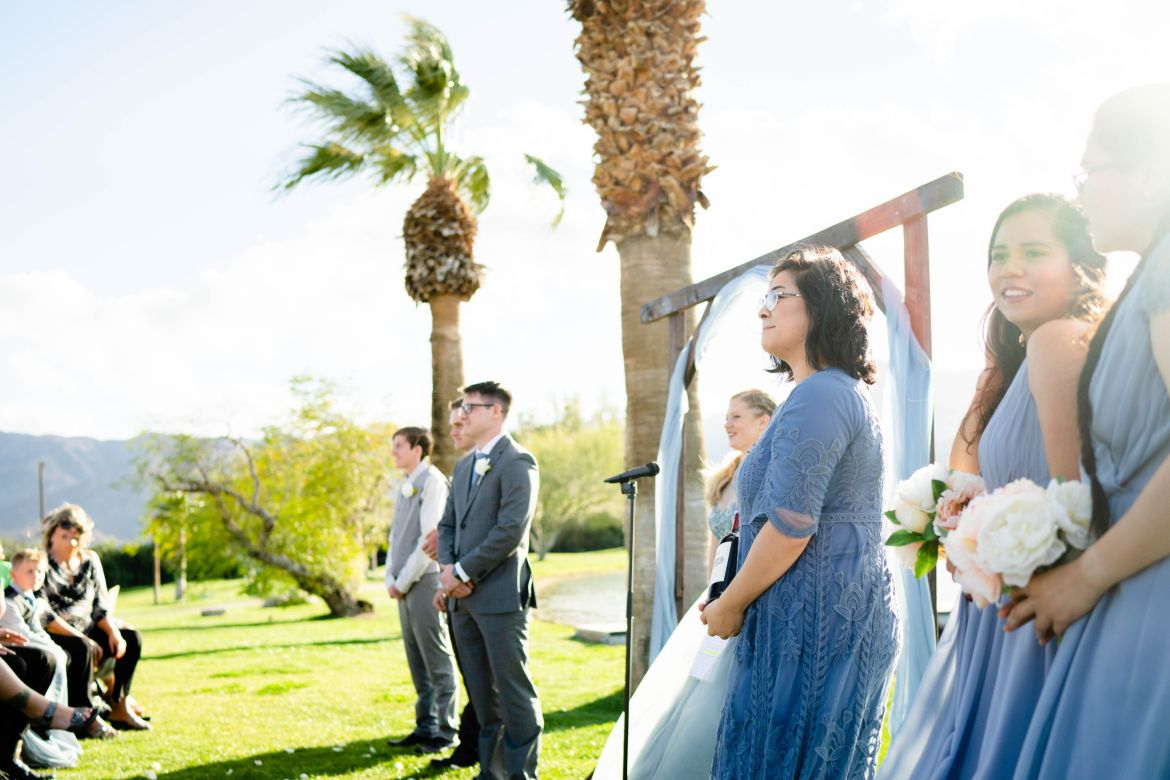 Socal Desert Wedding 2