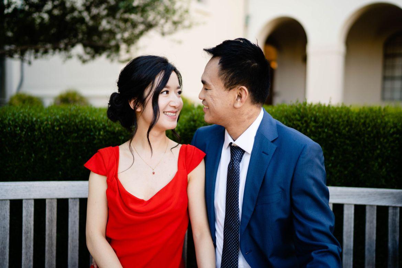 Pasadena City Hall Engagement 13