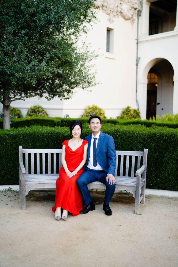 Pasadena City Hall Engagement 15