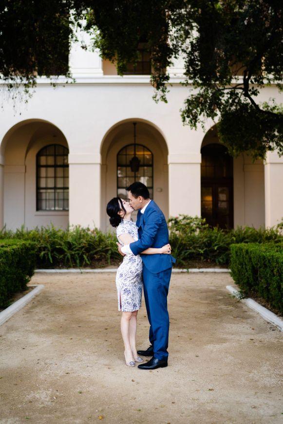 Pasadena City Hall Engagement 20
