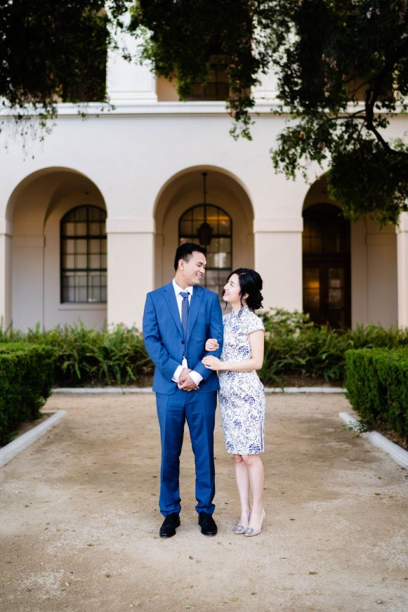 Pasadena City Hall Engagement 21