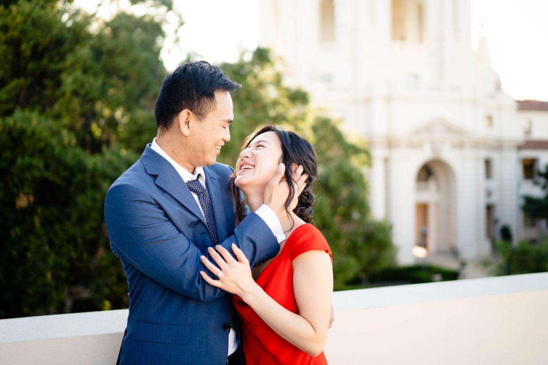 Pasadena City Hall Engagement 6