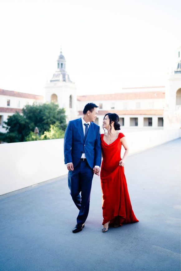 Pasadena City Hall Engagement 7