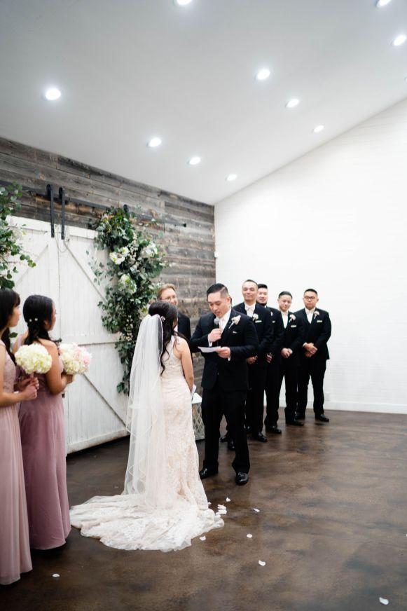 10 The Vintage Rose Wedding