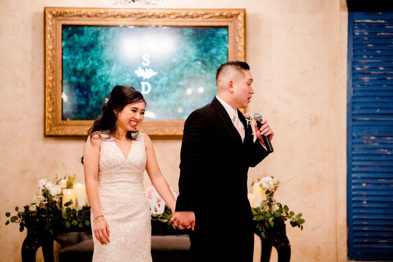 16 orange county wedding reception