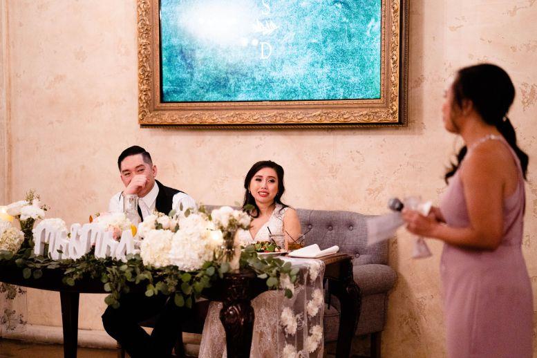 19 wedding reception