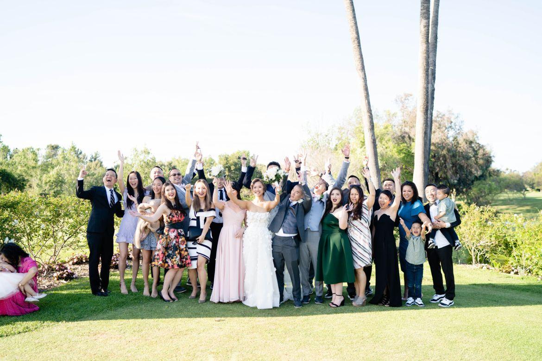 los coyotes country club wedding