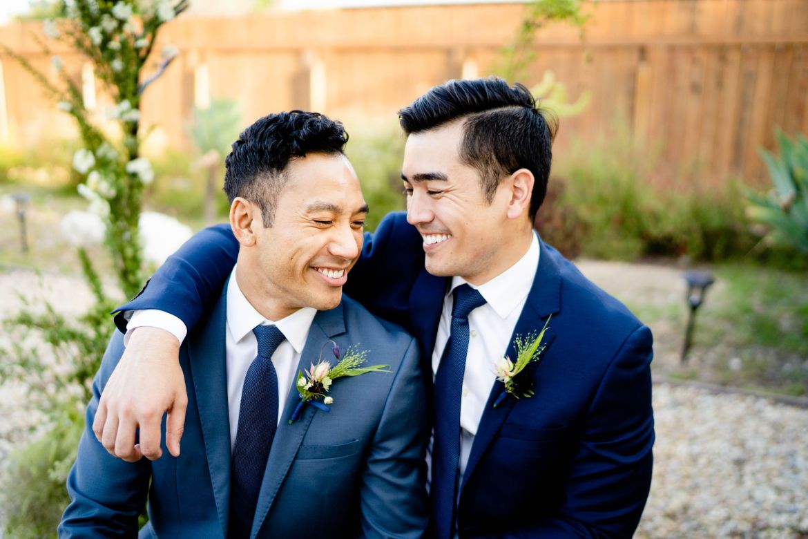los angeles lgbt wedding photographer