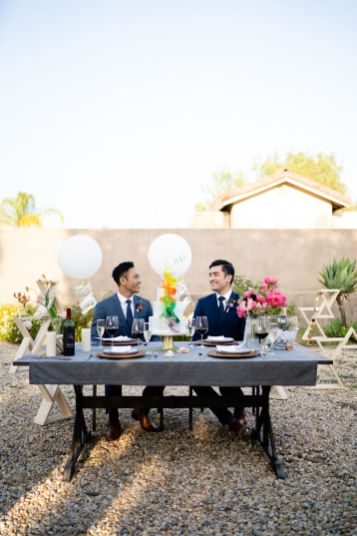 socal gay wedding