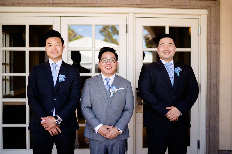 SD wedding groom