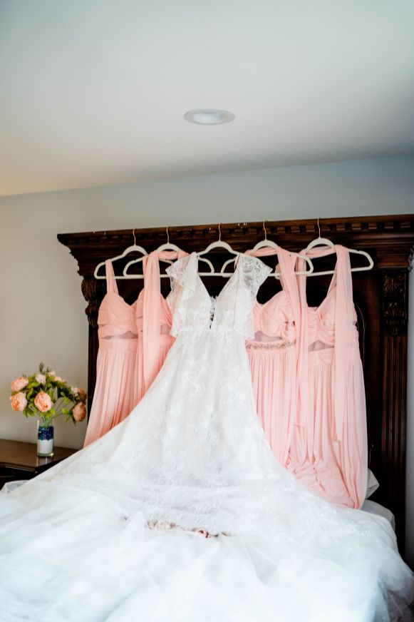 bridesmaid dresses los angeles