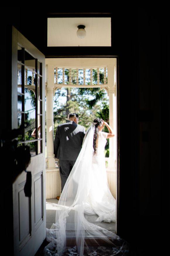 historical house wedding