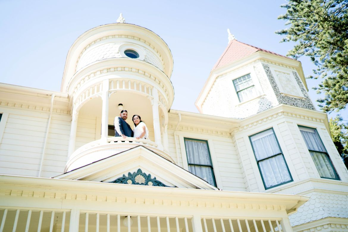 historical house weddings