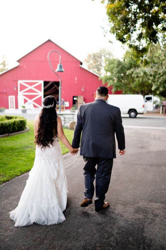 ranch house wedding