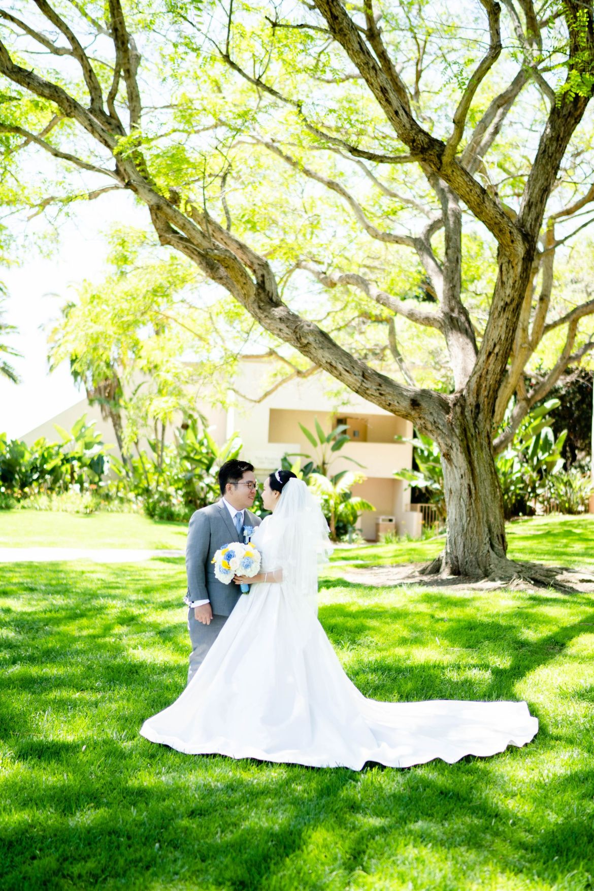 san diego hilton resort wedding