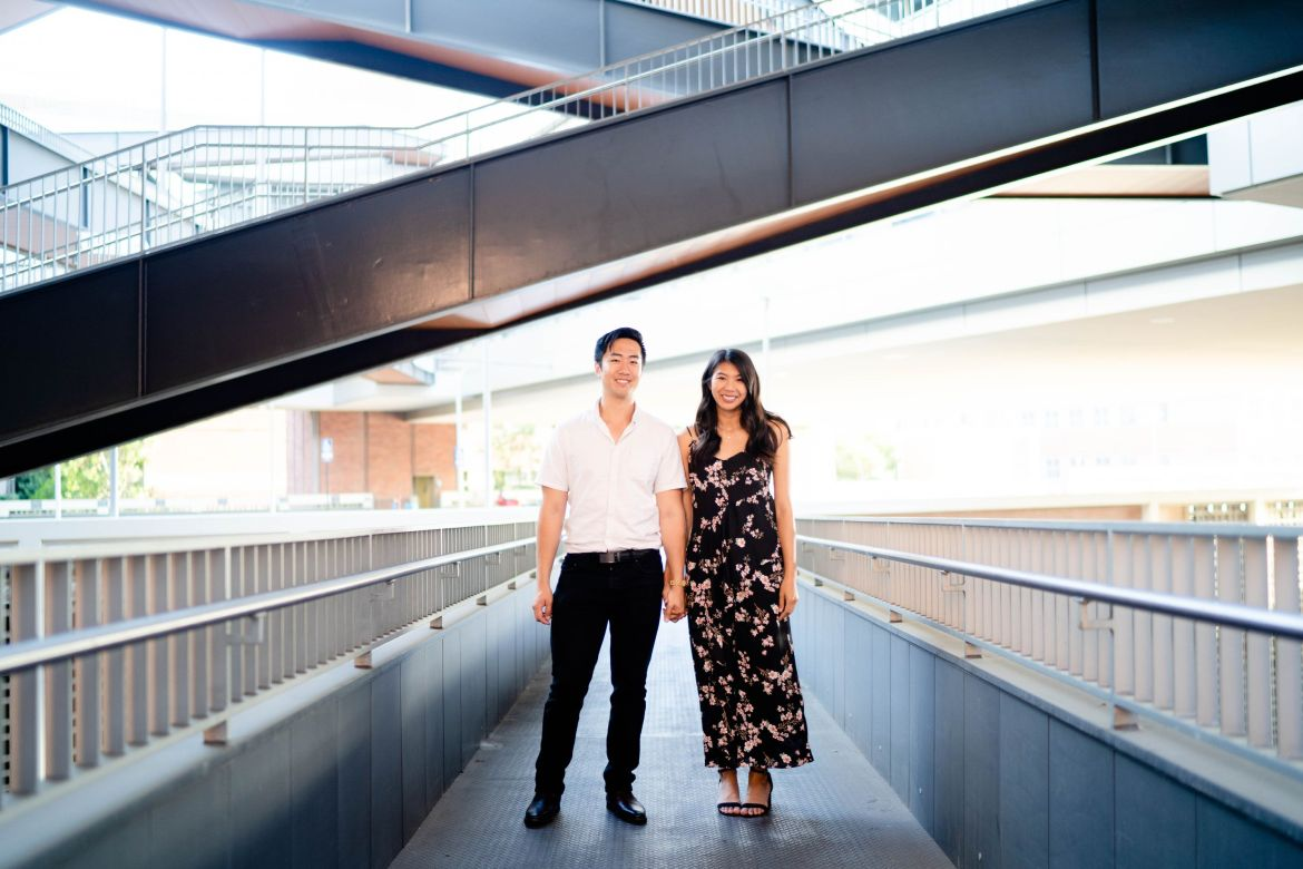 ucla couple story