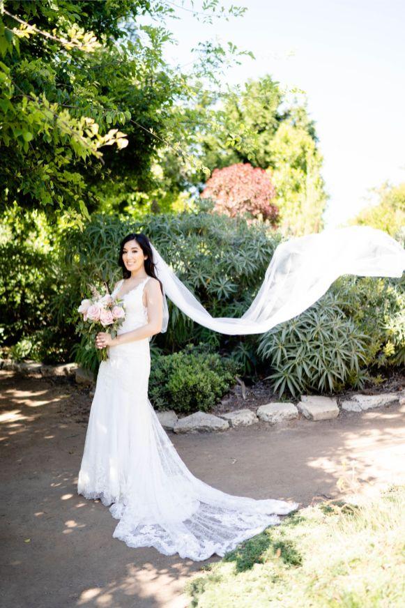 OC wedding dress