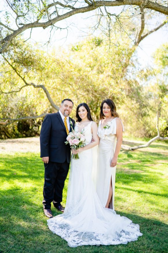 bridal party huntington central park