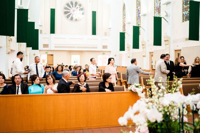 catholic wedding downey
