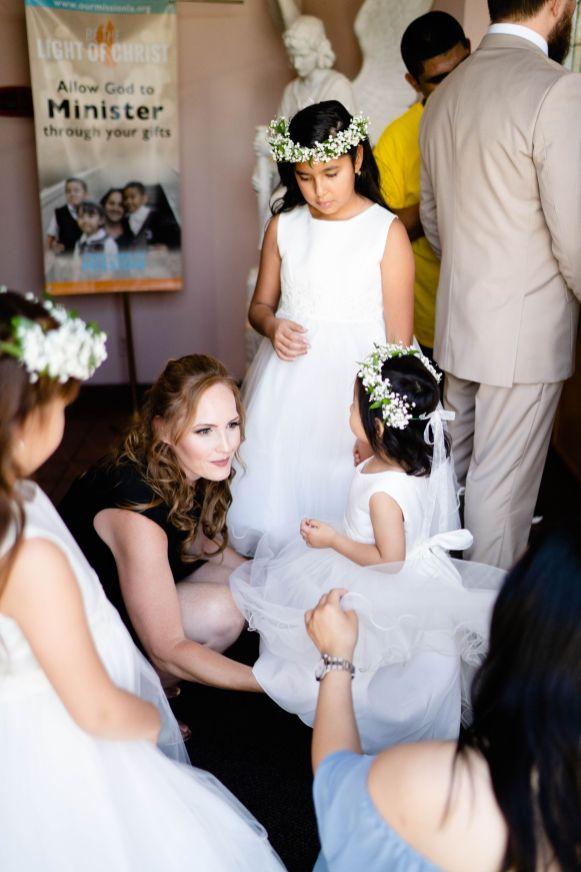 downey wedding photographer