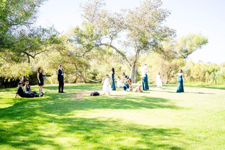 huntington central library wedding photography