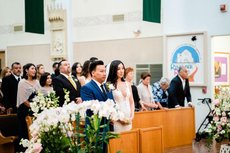 our lady perpetual help catholic wedding