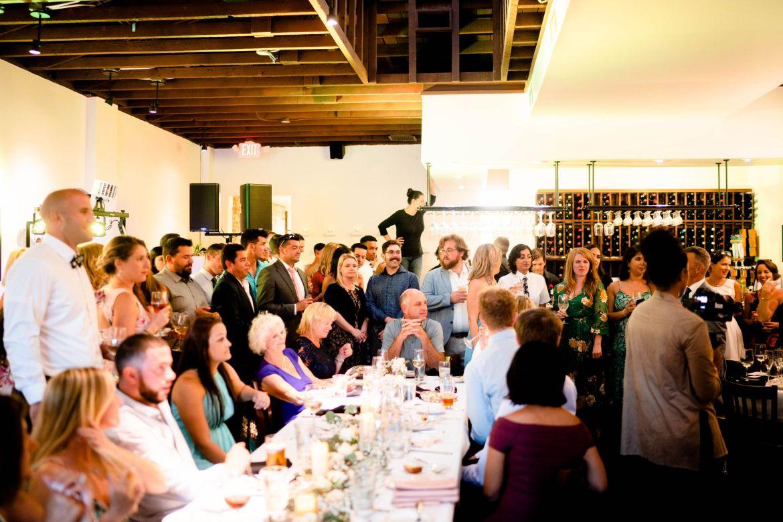 el segundo restaurant deluca pasta wedding