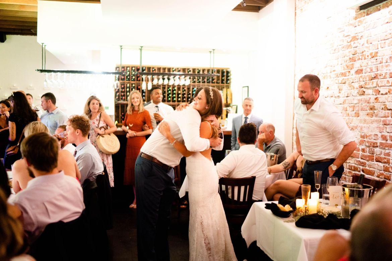 el segundo wedding vows