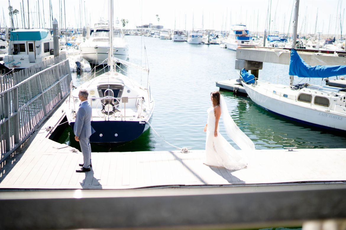 father first look redondo beach