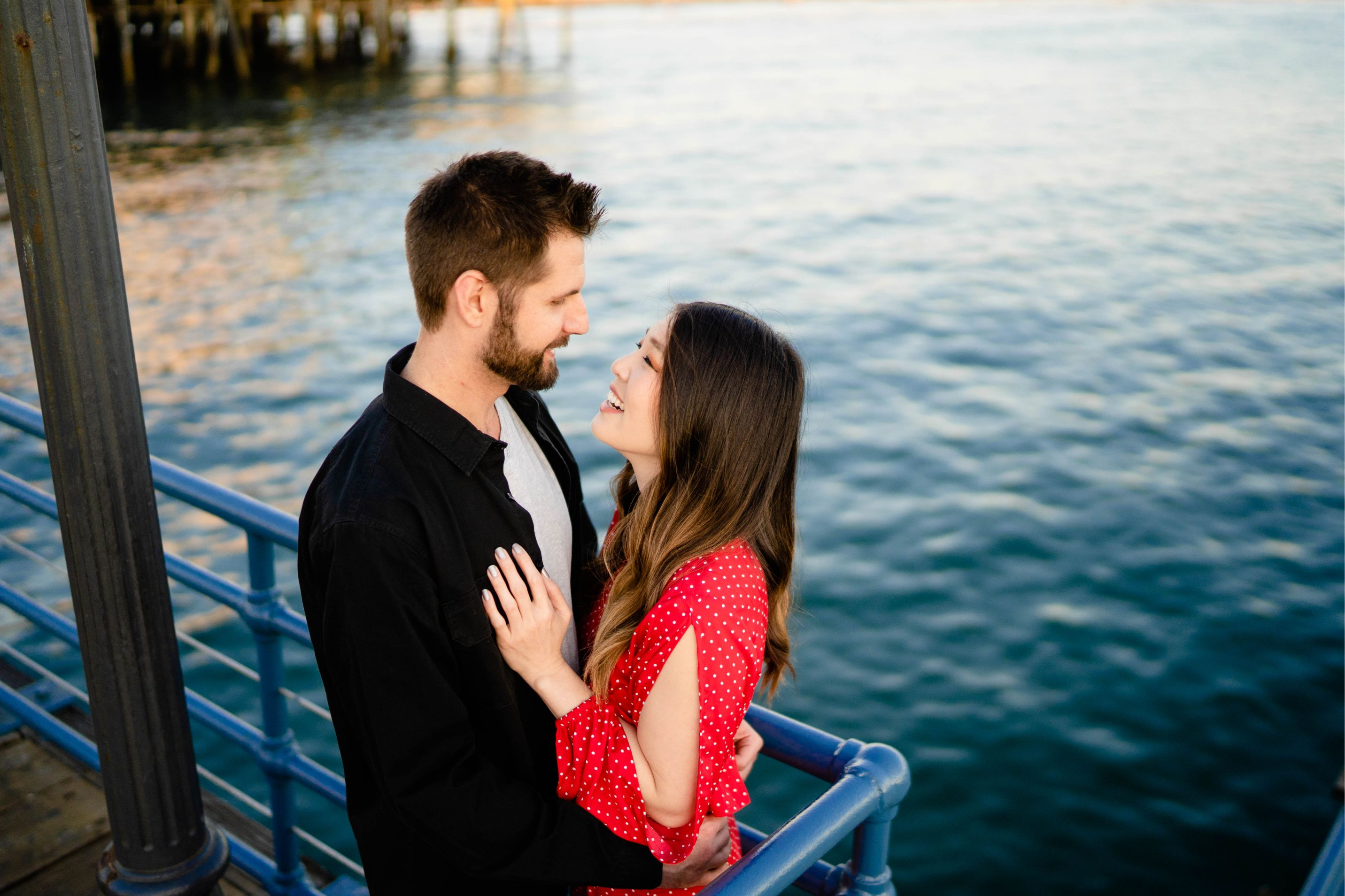 Venice Beach Engagement