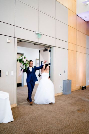 diamond bar center wedding grand entrance