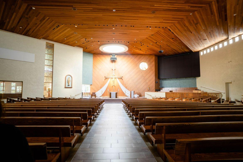 catholic church fountain valley