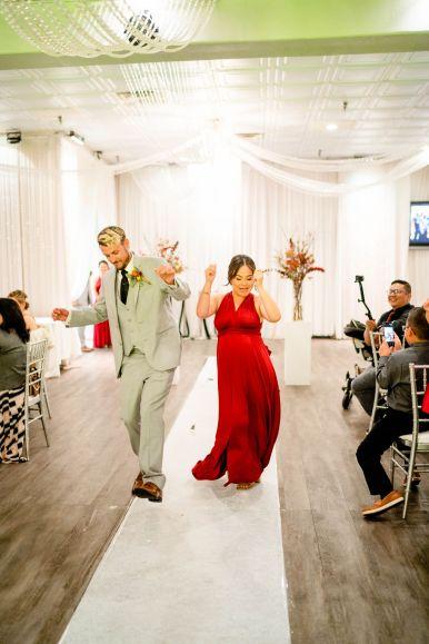 fountain valley reception wedding