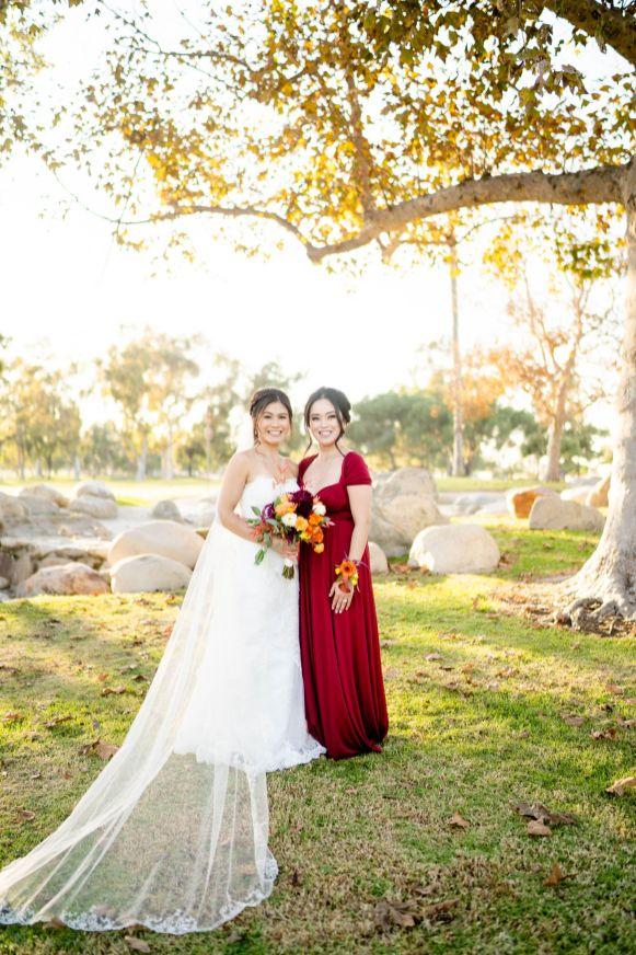 online bridesmaid dress