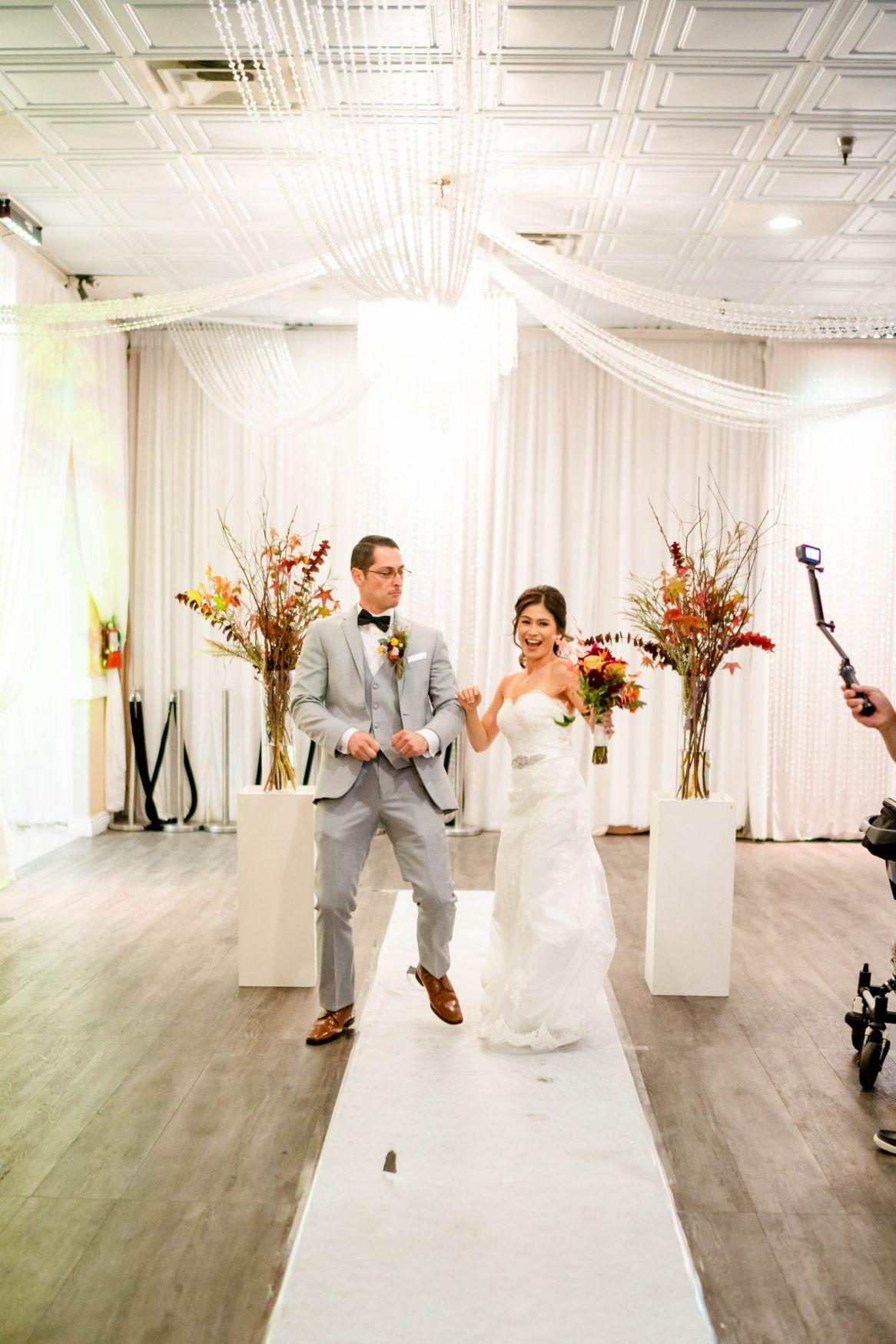 paracel restaurant wedding fountain valley