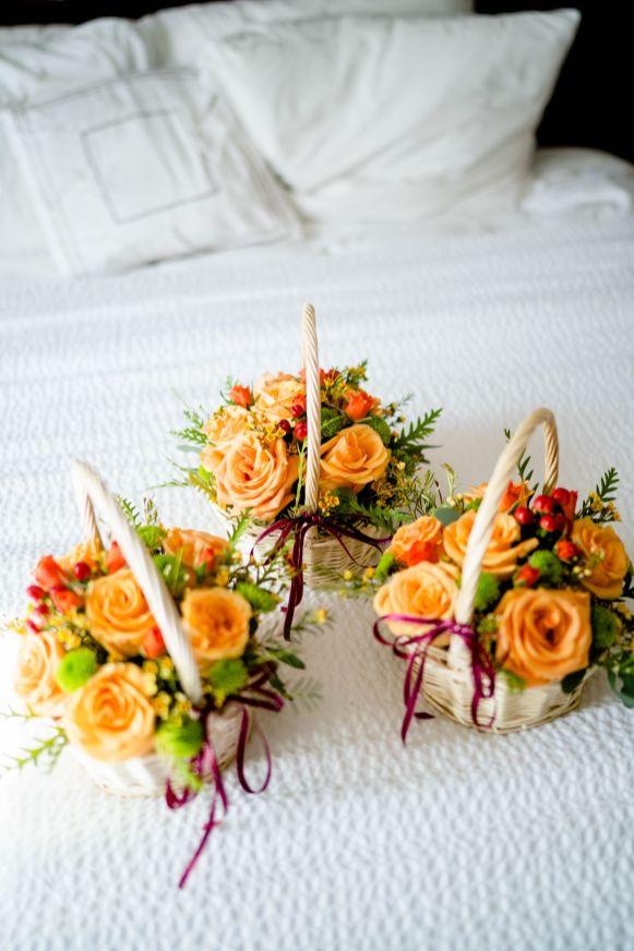 wedding flowers oc