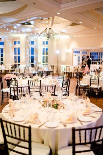 the summit house pink wedding idea
