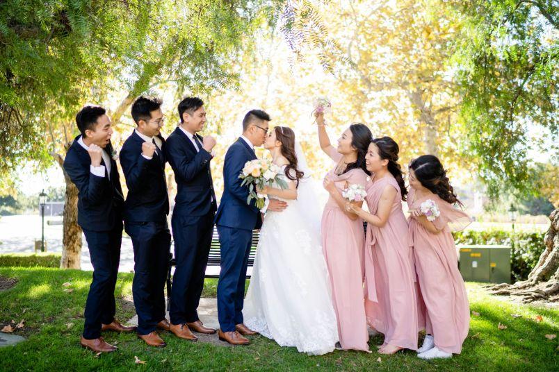 wedding ceremony catholic fullerton