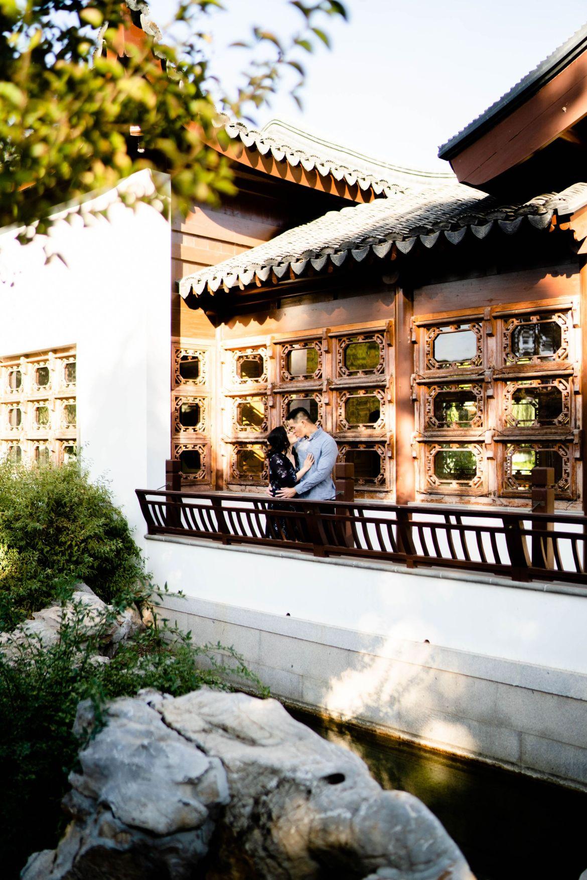 chinese garden panda corporate