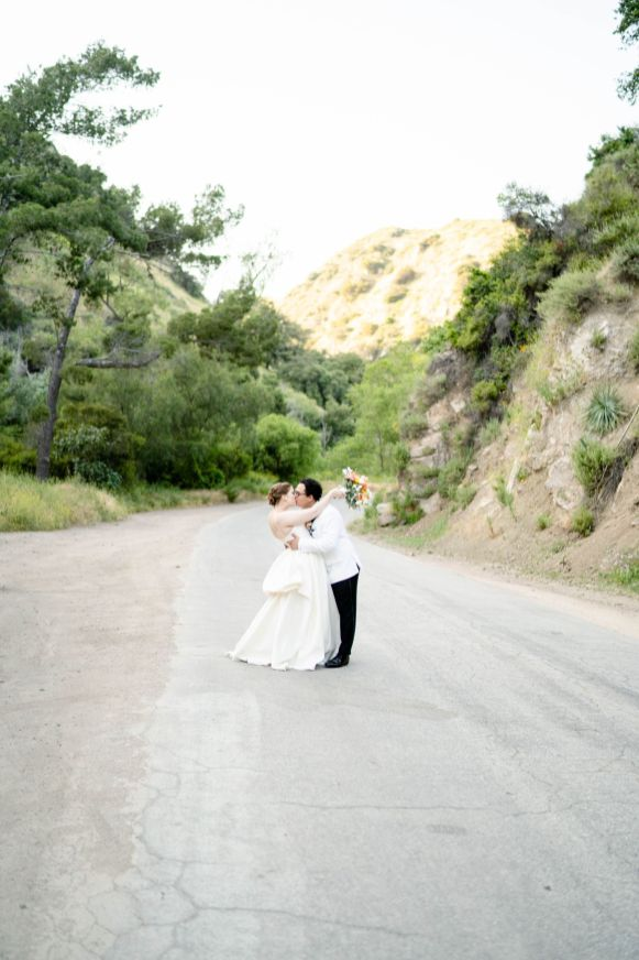 san dimas wedding photo