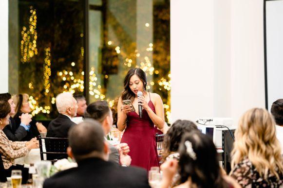 MOH wedding speech